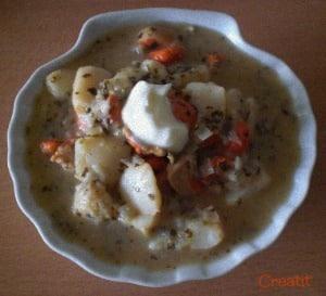 Coquille st jacques la bretonne creatit 39 - Coquille saint jacques bretonne champignons ...