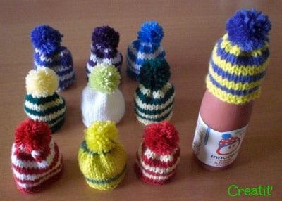 petits bonnets mam'