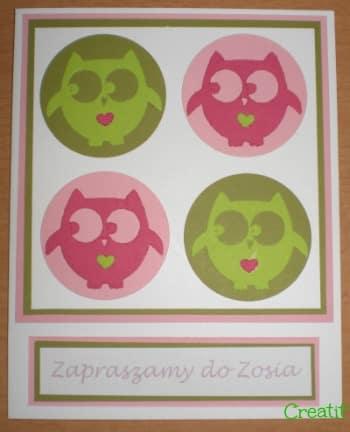 Carte Zosia