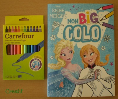 coloriage Cathy