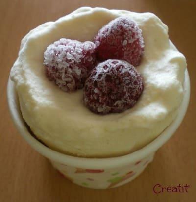 soufflé glacé